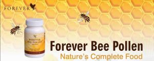 الفوائد الطبيعية لمنتج فوريفر بي بولين (FOREVER BEE POLLEN) 1